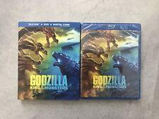 Godzilla: King of the Monsters (Blu-ray + DVD + Digital, Bilingual)