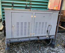 40 Kw Dayton Natural Gas Generator 1300 Hours 240208480v