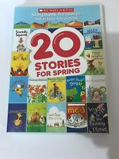 Scholastic Storybook Treasures 2 Stories For Spring Dvd Ages 3-7