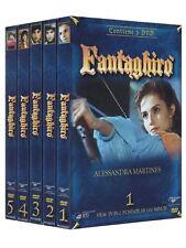 Fantaghirò - Serie Completa (10 DVD) - ITALIANO ORIGINALE SIGILLATO -