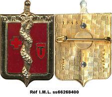 D.R.M.M, TOUL, guilloché embouti doré, pastille lisse, Drago Noisiel 2435 (4524)