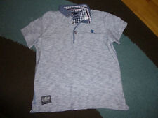 Boys' Cotton Blend Button Down T-Shirts & Tops (2-16 Years)