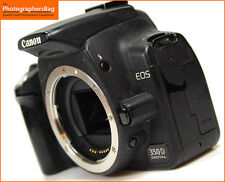 Canon  EOS 350D Digital SLR Camera Body, only + Free UK Post