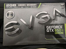 EVGA gtx geforce 650ti boost 2gb gddr5 memory PCI express 3.0