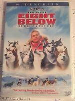 Disney Eight Below (DVD, 2006, Widescreen) Paul Walker, Bruce G (NEW SEALED)