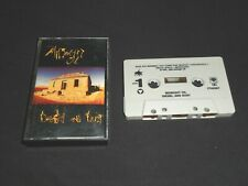 Cassette Tape - 80'S - MIDNIGHT OIL - DIESEL OR BUST  - ORIGINAL - RARE