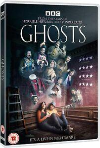 GHOSTS DVD Series 1 Region 4 BBC New & Sealed