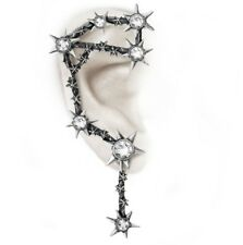 LAST CHANCE! Daughters Of Darkness Earring Ear Wrap Right Alchemy Gothic E374
