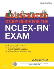 Illustrated Study Guide for the NCLEX-RN® Exam by JoAnn Zerwekh (2015,...