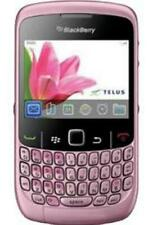 NEW BlackBerry Curve 8520 - Pink (Unlocked) GSM 3G WiFi AT&T T-Mobile Smartphone