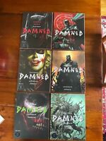DC Comics 2018 Batman Damned #1,2,3 Covers A & B-All 1st Prints-Complete Set NM+