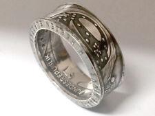 Münzring 10 Euro Himmelsscheibe von Nebra Silber 925er Gr 56 bis 74 Ring Euro