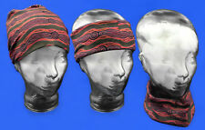 Australian Souvenir Scarf Aboriginal Art Design Unisex Headscarf  Water Dreaning