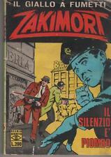 ZAKIMORT   N. 85   IL SILENZIO E' PIOMBO