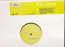 "THE VERVE DISCO MAXI SINGOLO 12"" BITTER SWEET SYMPHONY - THE ROLLING STONES"