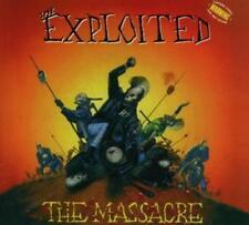 THE EXPLOITED - The Massacre - CD Digi Neu New
