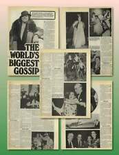 Elsa Maxwell Columnist World's Biggest Gossip Old Article