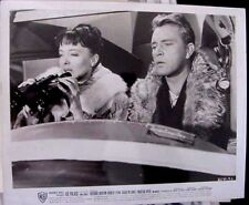 "RARE ORIGINAL STILL RICHARD BURTON & CAROLYN JONES  ""ICE PALACE"""