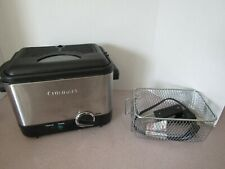 Cuisinart  Deep Fryer, Brushed Stainless Steel