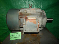 Reliance P25g0312j G10 Duty Master A C Motor 20hp 1755rpm 256tframe 230460volts