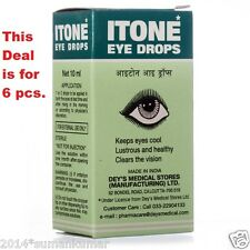 6x ITONE Herbal Eye Drop Keeps the eye cool and clear and increase the vision