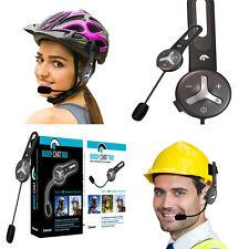BuddyChat DUO Bluetooth Helm Headset Gegensprechanlage Intercom Freisprechanlage