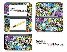 POKEMON - Vinyl Skin Sticker for Nintendo NEW 3DS XL (with C Stick) - réf 209