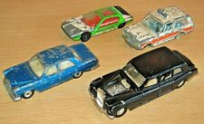 DINKY Toys x4 for Spares / Restoration - Rolls Royce/ Mercedes/ Range Rover etc