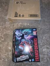Transformers WFC Earthrise Deluxe WFC-E31 Ironhide & Prowl IN HAND W/Receipt
