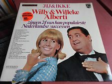 WILLY & WILLEKE ALBERTI: JIJ & IKKE: VINYL LP: PHILIPS
