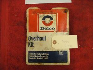 1957-65 Corvette GM FI Rebuild Kit, NOS