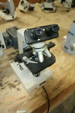 Nikon SC Microscope W/ Binocular& Objectives