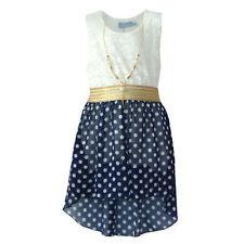 Vêtements bleus décontractées pour fille de 2 à 3 ans