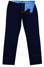 NUOVO TG. 58 Rice - 2-w Slim Fit Hugo Boss pantaloni (jeans) 50291762 ORIGINALE