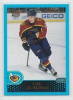 2001-02 Topps Rookie RC 331 Ilya Kovalchuk