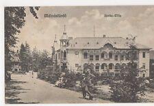 Romania, Malnasfurdo, Ilonka-Villa Postcard, B272