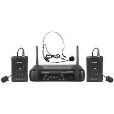 Pulse Pwm200vhf-bp VHF Dual Beltpack Wireless System