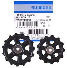 SHIMANO RD M310 ALTUS Bike Jockey Wheel Guide Tension Pulley Gear 13-15T 8 Speed
