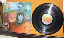 "King Crimson – In The Wake Of Poseidon VINILE 33 12"" ITALY PRESS  1972"