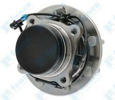 Wheel Bearing and Hub Assembly fits 2002-2007 GMC Sierra 3500 Sierra 3500 Classi