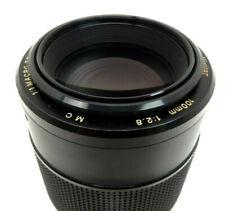 Vivitar Macro Telephoto 100mm f2,8 22705589 MC mount for Pentax PK/A jv124