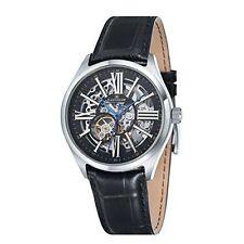 Men's Analogue Wristwatches with Skeleton