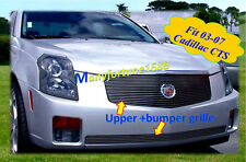03 04 05-07 2006 2007 Cadillac CTS Billet Grille COMBO