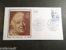 FRANCE 1978, FDC 1° JOUR, MARIE NOEL, CELEBRITE, timbre 1986, CELEBRITY, VF