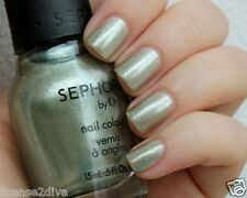 SEPHORA BY O-P-I NAIL POLISH! A COLOR THAT CAN'T BE TAMED! 1206AYU! SE053!