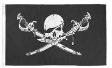 4x6 Brethren of the Coast Pirate Flag Skull Sword Banner Ship Jolly Roger