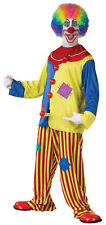 Horny The Clown Top Poms Adult Funny Costume Circus Pole Halloween Funworld