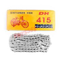 415 Chain 110 links for 49cc - 80cc Motorized Bicycle Bike 2 Stroke Motorized