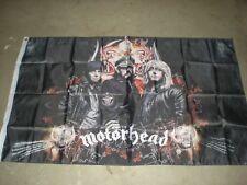 "MOTORHEAD "" BAND "" 3' X 5' FLAG NEW"