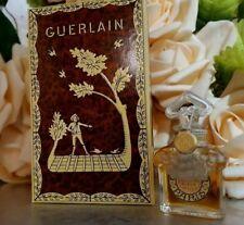 ❤️L'Heure Bleue GUERLAIN ,parfum,extrait,vintage formula 7.5ml 1/4oz new,sealed!